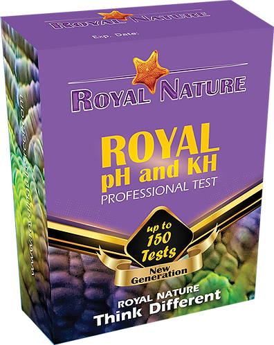 ROYAL PH AND KH PROFESSIONAL TEST
