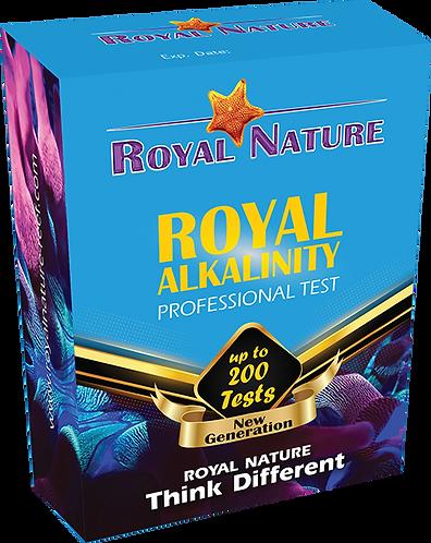 ROYAL ALKALINITY PROFESSIONAL TEST
