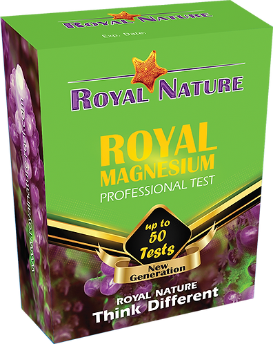 ROYAL MAGNESIUM PROFESSIONAL TEST