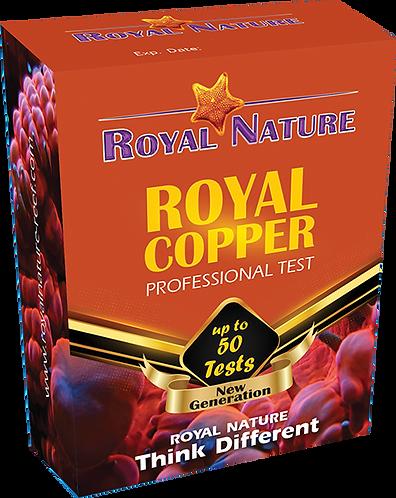 ROYAL COPPER PROFESSIONAL TEST