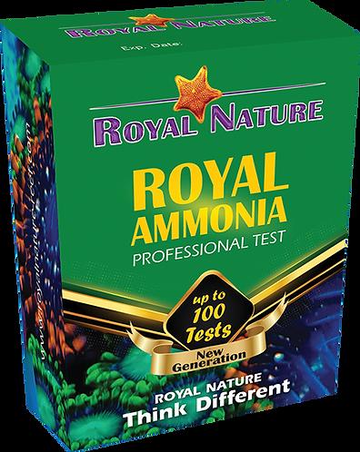 ROYAL AMMONIA PROFESSIONAL TEST