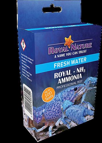 ROYAL AMMONIA PROFESSIONAL FRESH WATER TEST KIT