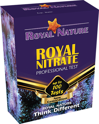 ROYAL NITRATE PROFESSIONAL TEST