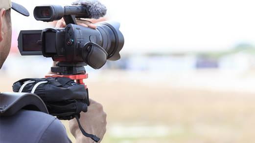 Profesionalių video operatorių atvykimo į Jūsų renginį galimybė