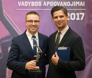 Lietuvos sporto vadybos apdovanojimai 2017