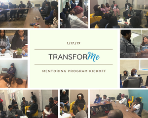 NCWorks NextGen TRANSFORMe Mentoring Kickoff