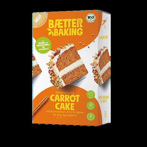 Carrot Cake Backmischung