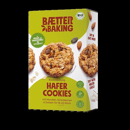 Hafer Cookies Backmischung
