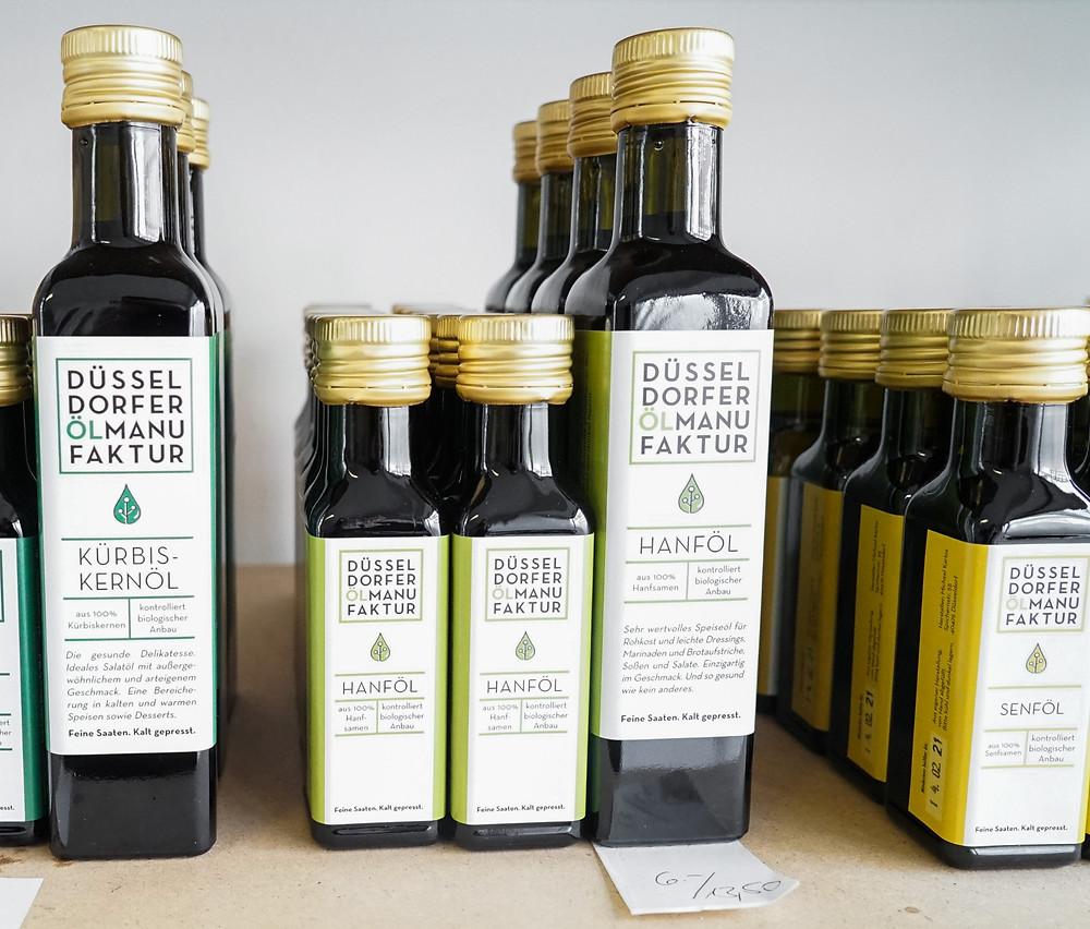 Öle der Düsseldorfer Ölmanufaktur