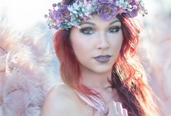 fantasy makeup applicatition