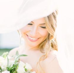 Houston bridal airbrush makeup