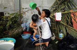 The real work now begins — to ease suffering in the Philippines