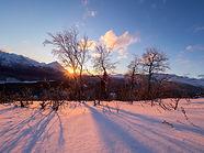 Alaska snow picture