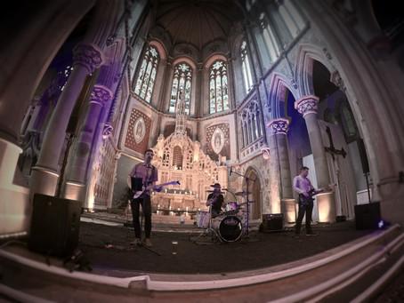 Darren Jones & The 45's Wedding At The Monastery Of Manchester