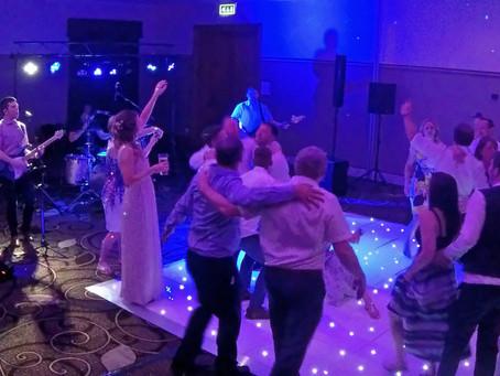 Darren Jones & The 45's Wedding Band At Low Wood Bay Hotel, Windermere