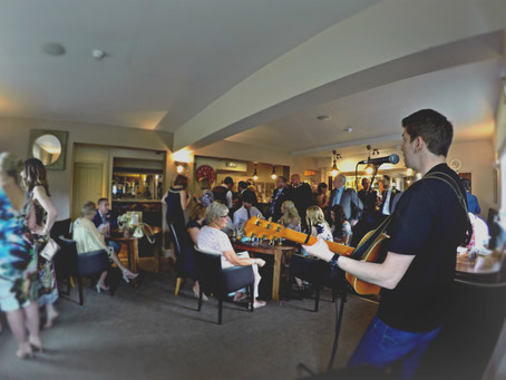 Laid Back Guitar and Singing, Wedding At The Horse & Jockey, Congerstone.