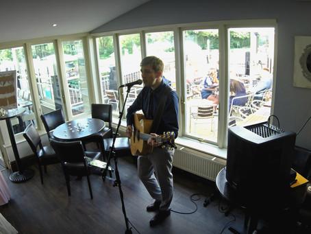 Wedding Performance at The Foxton Locks Inn, Market Harborough