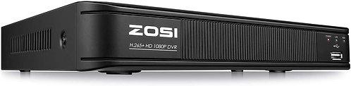 ZOSI H.265+ 5MP Lite 8 Channel CCTV DVR Recorder