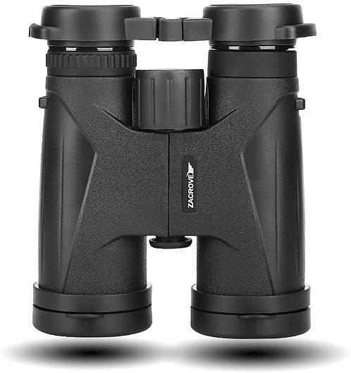 12x40 Binoculars IPX7 Waterproof Binocular for Hunting Compact High Powered HD