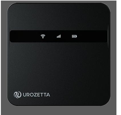 Urozetta Cloud Standard   Pocket MIFI with Global SIMless Mobile Data   Portable