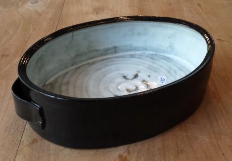 Ovale ovenschaal
