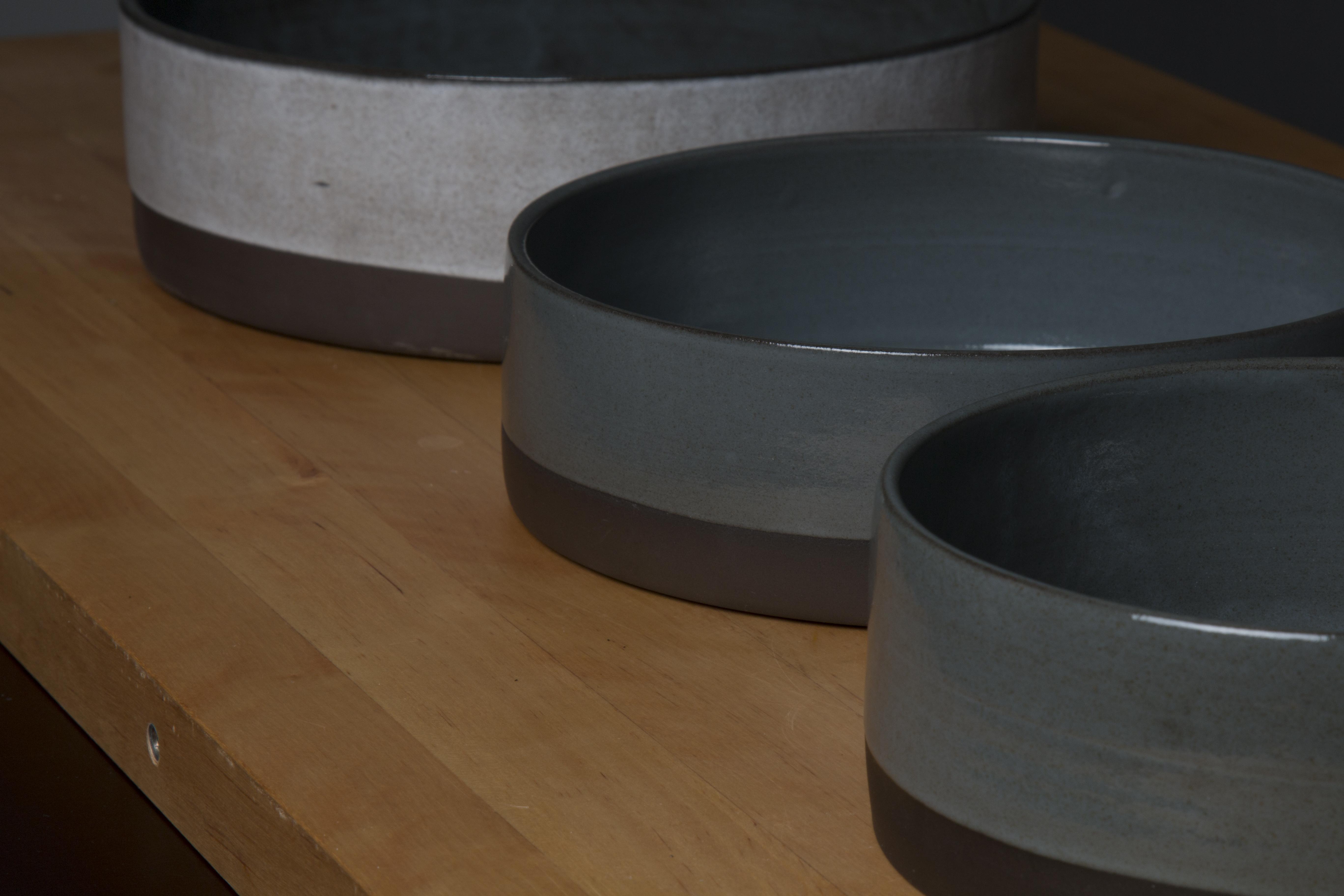 Schalen bluish gray