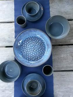 Bluish gray