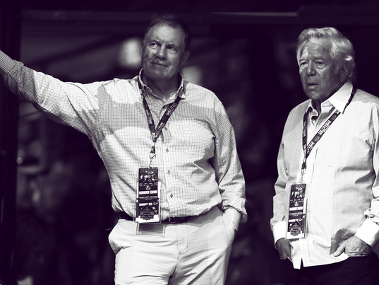 Les liaisons de Bill Belichick : Giants, Dolphins ou Washington?
