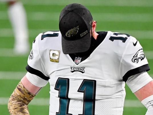 La catastrophe Carson Wentz : uniquement le problème des Eagles?