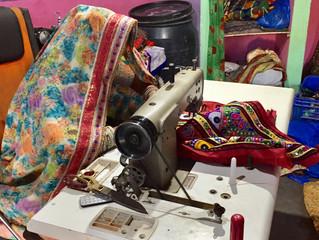 'Stamping around India' - Textile Tour