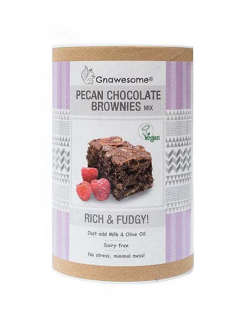 Chocolate Pecan Brownie Mix