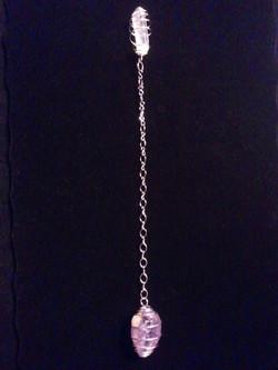 Crystal Pendulums...$20