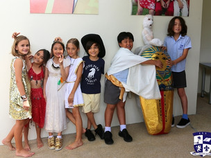Year 4: Throwback to the Egyptians