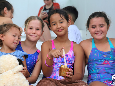 Session 1: Thanyapura Swim League report