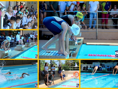 ISS-OIS-SCL Swimming gala