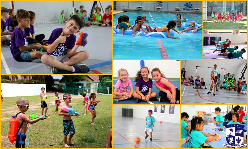Samba Kicks Samui Songkran Sports Camp