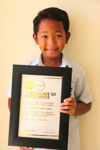 Maths Olympiad Champion & Piano Genius in the house