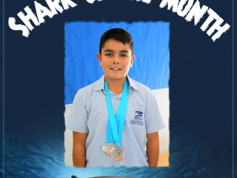 April 2018 - Shark of the Month
