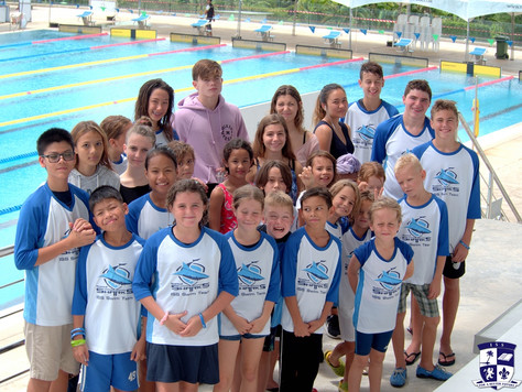 Session 4: Thanyapura Open Swim League 2017/2018