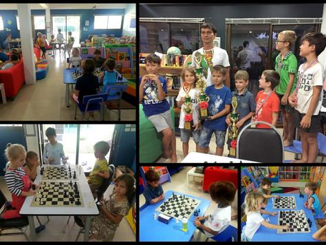 Black Knight Chess Tournament