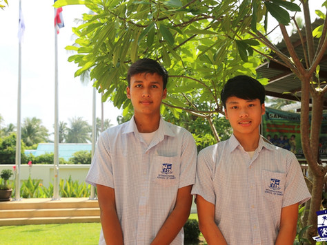 Senior School House Captains aim for excellence this year!