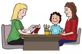 Parent-teacher meetings at ISS are aimed at building trust and confidence on the teachers and the school.
