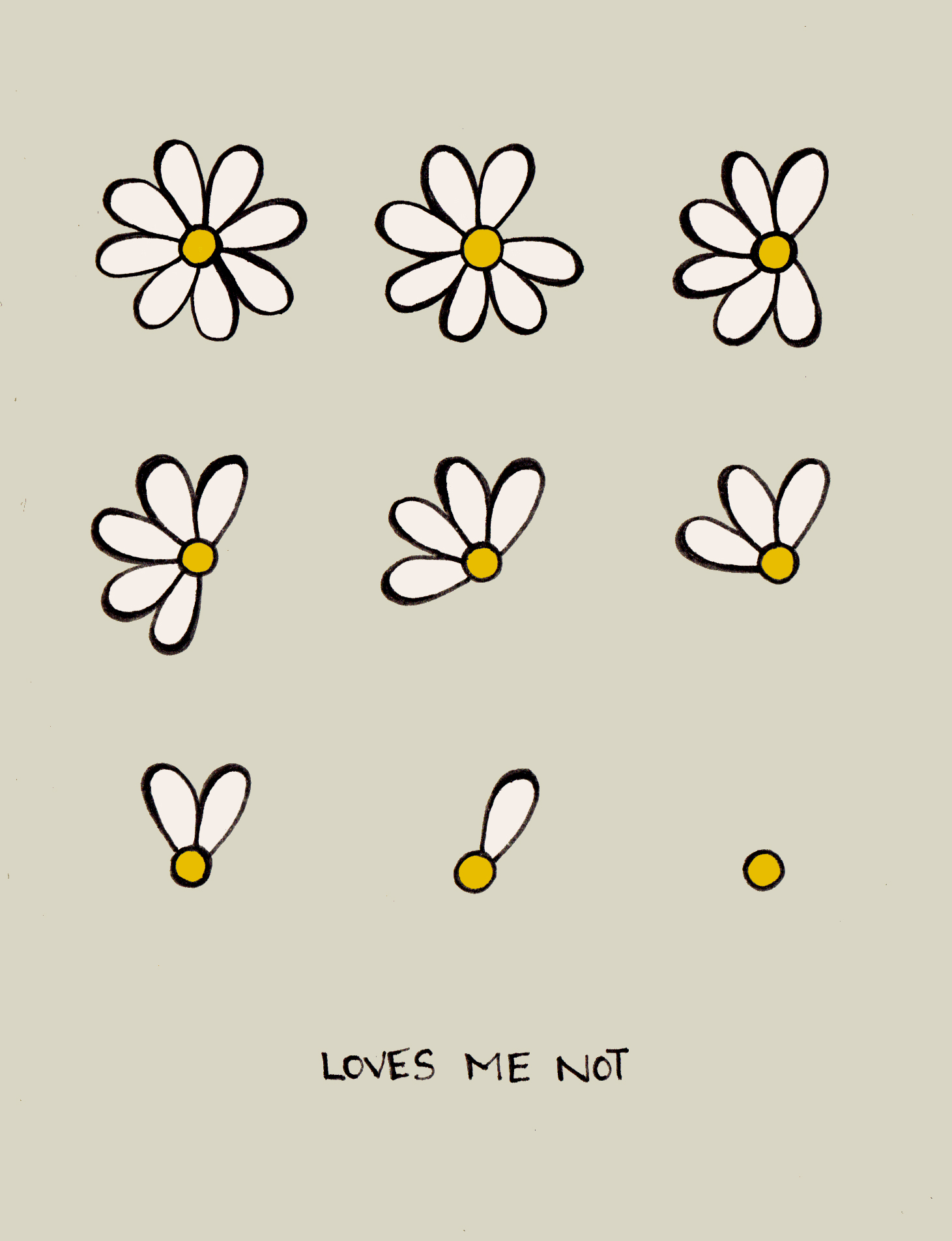Loves Me Not
