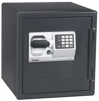 Perdu votre combinaison et clés de votre coffre-fort Sentry Safe ?