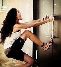 embarré dehors serrurier ouverture de porte