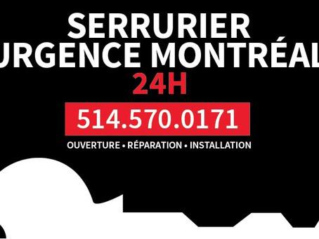Serrurier Urgence Montreal Inc. 514-570-0171
