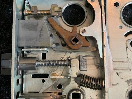 Réparation de serrure mortaise pour condo