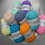 Thumbnail: Pack of 10, 50g Soft Cotton Yarn Skeins for Crochet and Knitting, 1200+yard