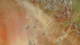 BoM generated using JMA Himawari satellite imagery
