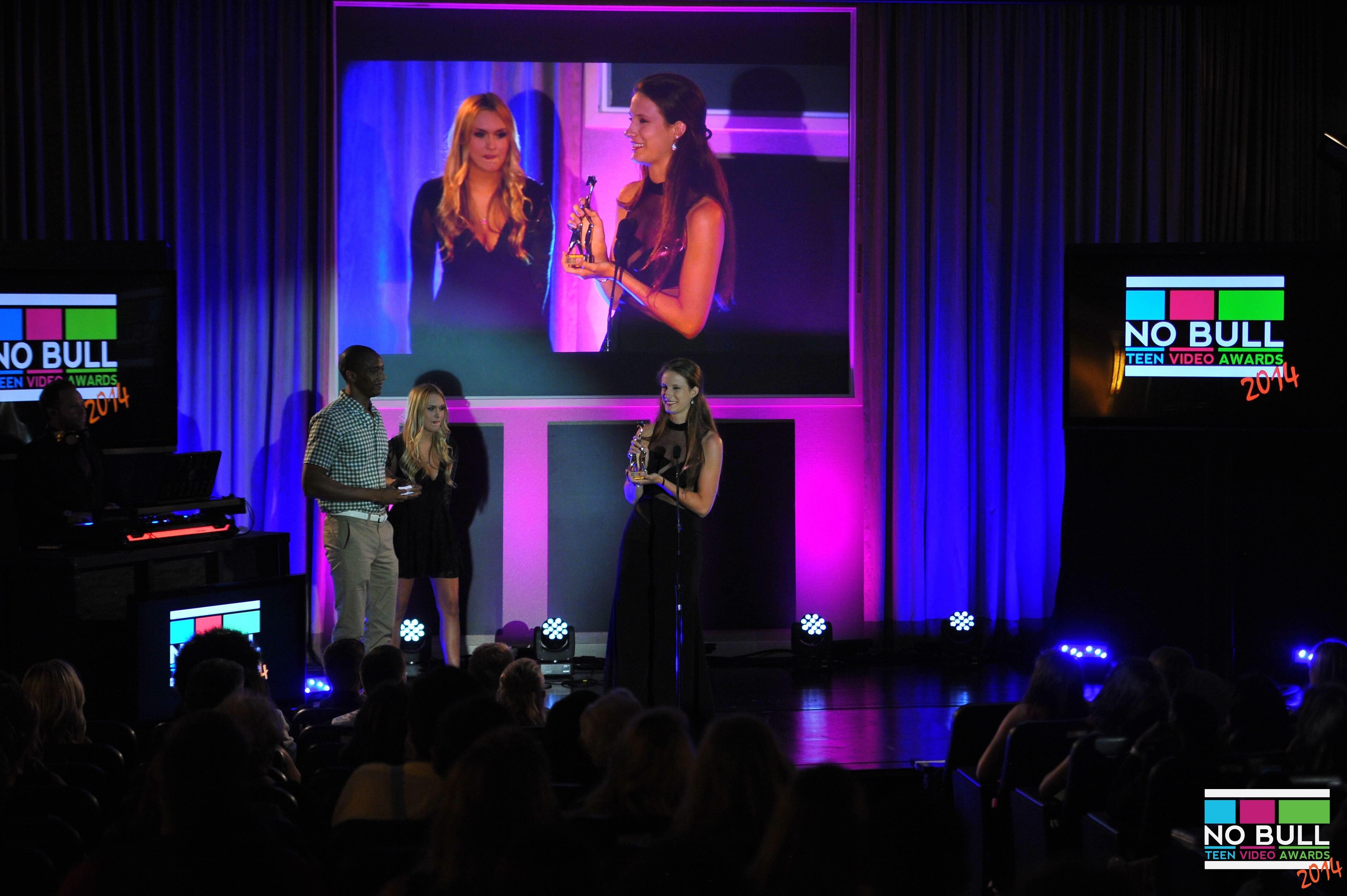 Alice Jenkins - 2014 Award Winner